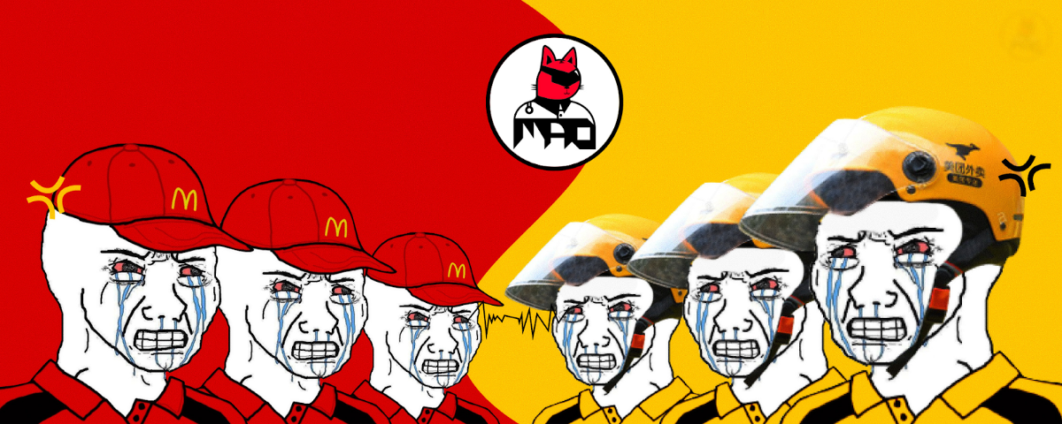 The Great Crypto Meme War. There will be a great crypto meme war… | by MAO DAO | Jul, 2021 | Medium